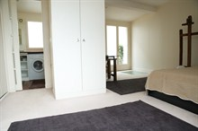 Well-designed, furnished apartment (duplex) with terrace Paris 1st, short-term stays