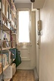 spacious studio rental sleeps one guest with terrace in paris wagram xvii