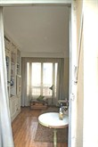 short term studio rental for 1 guest in paris 17th district