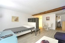 beautiful apartment to rent short term for 4 rue Saint Jacques Paris V