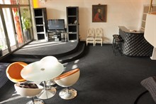 Loft rental for events along the Champs Elysées Paris