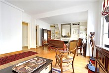 Furnished duplex to rent for the week 4 bedroom sleeps 6 Paris XV