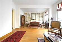 Rent a furnished apartment for 6 rue Saint Charles Paris XV