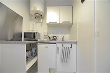 renovated rental apartment for 2 avenue de Clichy Paris XVII