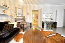 weekend rental apartment for 4 guests near Porte de Versailles rue Montbrun 14th district Paris