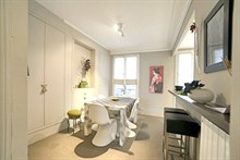 luxury apartment to rent for 4 guests rue Montbrun 14th district Paris