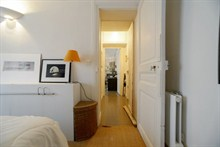 spacious apartment to rent short term for 4 guests near Porte de Versailles Paris XIV