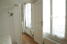 Furnished apartment to rent for the week 291 sq ft on rue Poncelet Paris 17th district