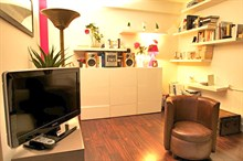 temporary rental apartment furnished for 4 guests 484 sq ft Auteuil Paris 16th