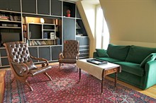 Rental apartment for 2 people along Avenue D'Iéna Paris 16th district