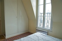 1 bedroom apartment to rent for 2 guests along Avenue D'Iéna Paris XVI