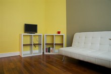 Short-term rental of a furnished apartment in Bastille Paris 11th