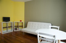 Rent a furnished apartment for 3 in Bastille Paris XI