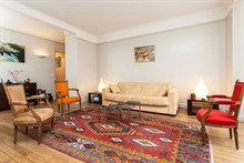 Comfortable stay for 4 with refined decorations the Swiss Village, Paris 15th
