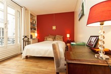 Romantic and luxurious flat in Paris' 15th district Swiss Village with tiled shower and 2 rooms