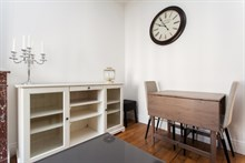 Weekly 3-room apartment rental for 6-person vacation at Avenue de Versailles, Paris 16th