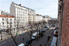 Avenue de Versailles, Paris 16th furnished flat available for short-term rental