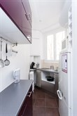 Vacation rental in a turn-key apartment for 4 in the Batignolles, Paris 17th