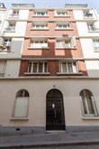 Flat available for short-term rental, furnished, 2-rooms in the trendy Batignolles quarter, Paris 17th district