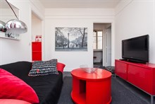 Spacious 2-room apartment at Saint Mandé near Bois de Vincennes