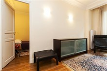 modern rental apartment for 4 guests 377 sq ft vouillé Paris 15th