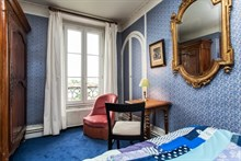 charming apartment for rent short term on rue Fabert Paris 7th district