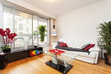 Short-term rental of a studio for 2 or 3 on rue Stanislas Paris 6th