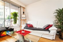Furnished apartment to rent for the week 2 or 3 guests Paris VI