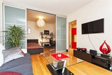 furnished studio rental for 2 or 3 in Saint Germain des Prés, paris 6th