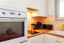short term rental for studio for 2 or 3 on rue Stanislas Paris 6th