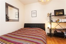 modern weekend rental for 2 or 3 guests Saint Germain des Prés Paris VI