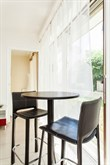 contemporary apartment to rent monthly for 2 to 4 guests, F2, paris bastille
