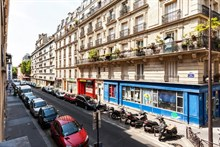 furnished apartment to rent monthly for 2 between bastille and nation paris