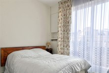 Turn-key 2-room apartment for 4 people at Passy, Paris 16th