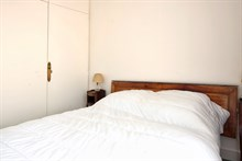 Furnished Paris apartment w/ two rooms comfortably sleeps 4, Passy 16th district