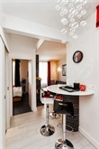 Live like a local w/ fully furnished 2-room vacation apartment rental, weekly or monthly availability, Paris 14th