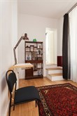 Furnished flat for 7, 2-bedrooms, available for weekly rental, conveniently located near Montmartre, Paris 18th
