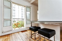 For rent: turn-key furnished apartment w/ 2 rooms sleeps 4 at Cambronne Paris 15th