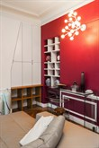 Luxurious honeymoon rental, fully furnished with 2 romantic bedrooms and balcony, equipped kitchen, Paris 3rd in le Marais