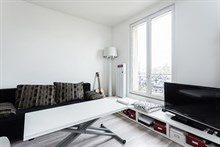 Accommodation for family or friends, 2-4 guests, rent by month or week, fully furnished, Plasance, Paris 14th