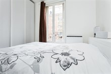 Romantic 2-room apartment for 4, fully furnished on rue Vercingetorix, Plaisance, Paris 14th