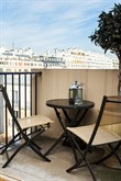 Spacious accommodation for 4 available for monthly or weekly stays, 3-room furnished apartment near Félix Faure Paris 15th