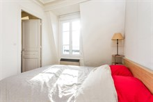 Luxurious honeymoon rental, fully furnished and Paris 15th near Trocadéro
