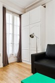 Studio vacation apartment rental, fully furnished for 2 guests, short-term stays at Montorgueil, Paris 2nd