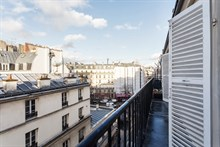 Lovely 2-person studio flat for holiday rental, week or month, Oberkampf, Paris 2nd