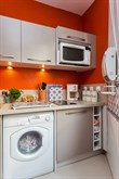 Accommodation for 2 available for weekly or monthly stays, fully furnished, Motte Picquet Grenelle, Paris 15th