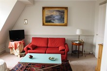 splendid 1 bedroom apartment to rent for 4 Rue de La Paix Paris 2nd district