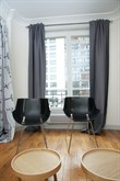 Large 3-room apartment available for weekly rental, perfect for romantic couple's getaway, boulevard de Grenelle, Paris 15th