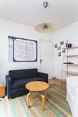 Pleasant apartment with 2-rooms, furnished near Canal Saint Martin, Paris 10th for short-term rental