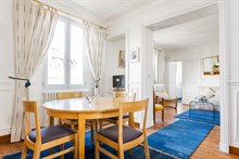 Beautiful apartment with two rooms, fully furnished near Montparnasse Tower, Paris 14th
